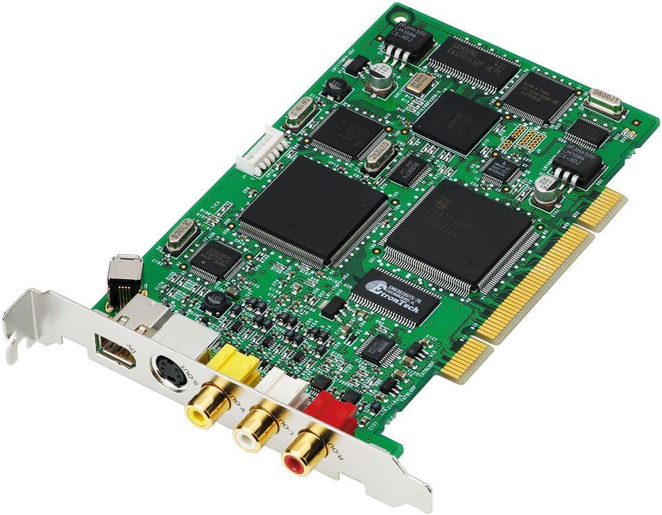 Canopus EDIUS DVX (carte+EDIUS Pro3 pour DVX) (720808) - Achat / Vente Carte d'Acquisition Vidéo sur Cybertek.fr - 0