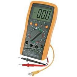 Multimetre numerique Testeur RJ45 - Connectique réseau - 0