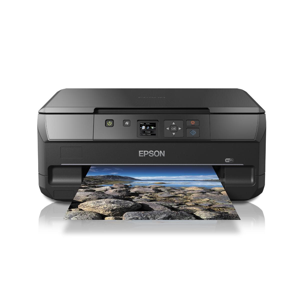 Epson Expression Premium XP-510 (C11CD65302) - Achat / Vente Imprimante Multifonction sur Cybertek.fr - 0