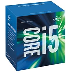 image produit Intel Core i5 6600 - 3.3GHz/6Mo/LGA1151/BOX Cybertek