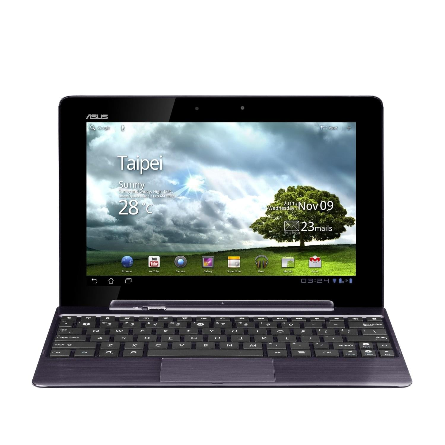 Asus Transformer Prime TF201-1B040A - Tablette tactile Asus - 0