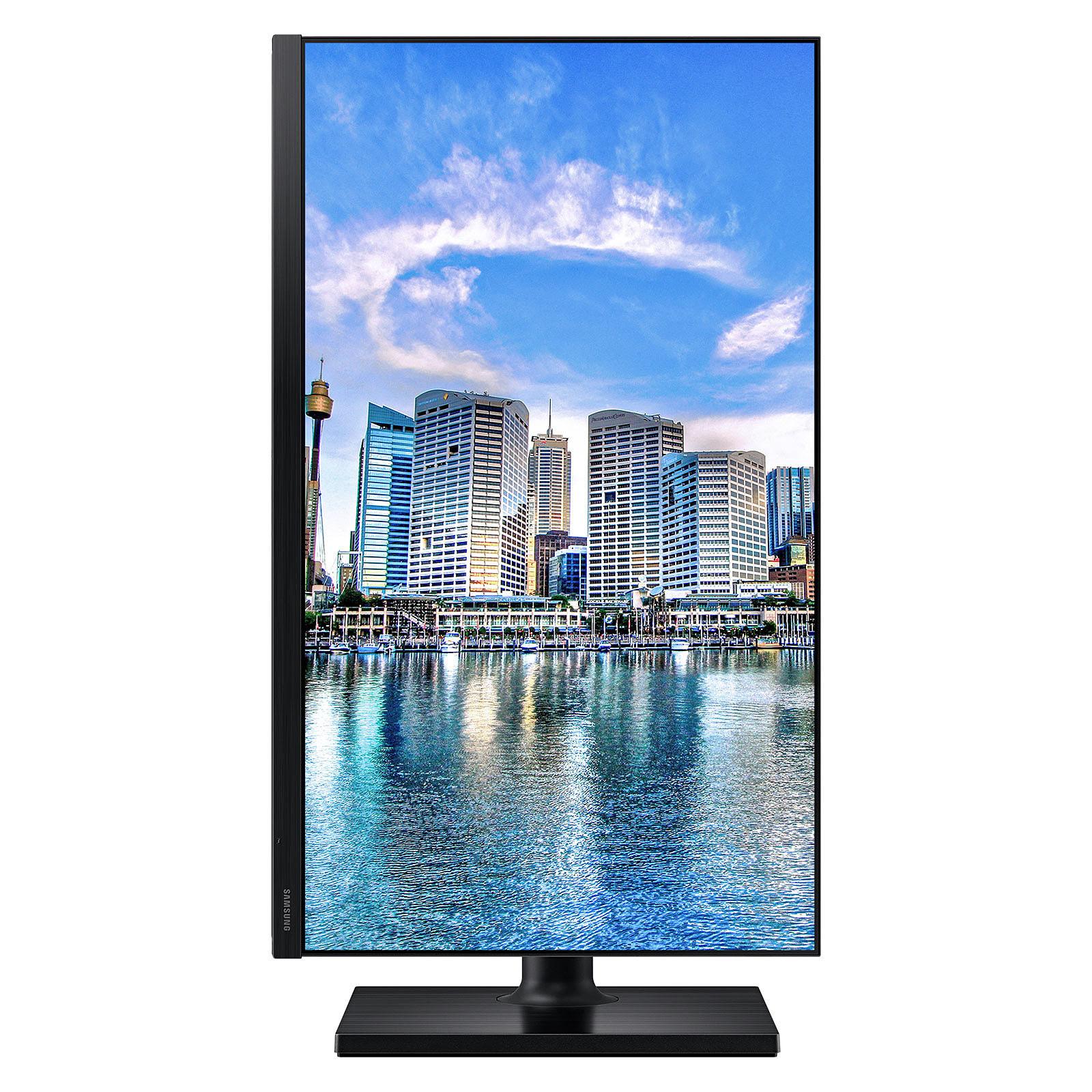 """Samsung 24""""  LF24T450FQUXEN - Ecran PC Samsung - Cybertek.fr - 3"""
