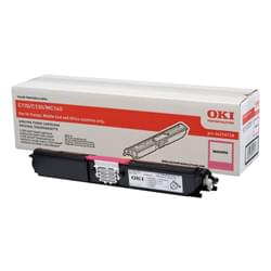 Oki Consommable Imprimante Toner Magenta 1500p - 44250718 Cybertek