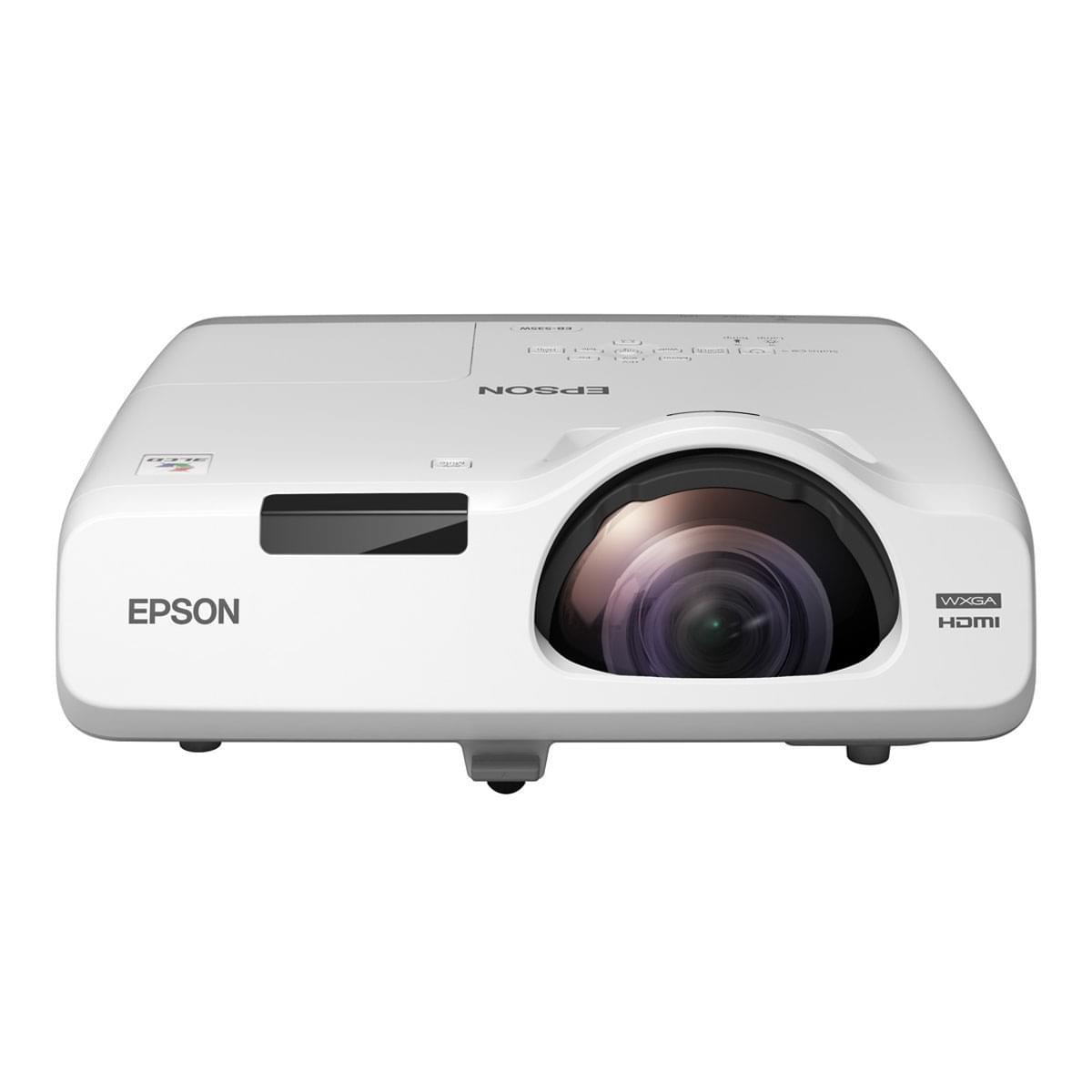 Epson EB-525W (V11H672040) - Achat / Vente Vidéoprojecteur sur Cybertek.fr - 0