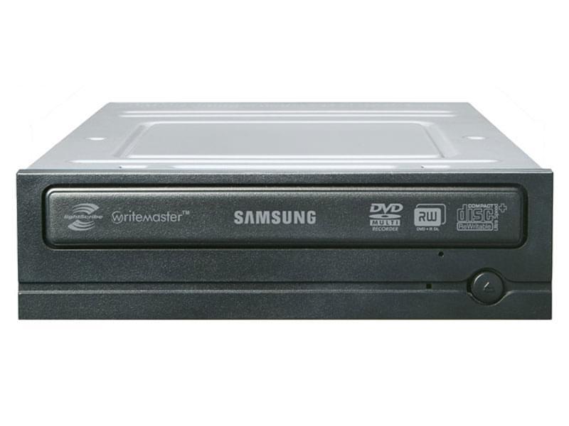 Sony/Samsung/LG/LiteOn/Hitachi IDE DVD+/-RW 18X DL LightScribe Noir (AD-7201A-0B) - Achat / Vente Graveur sur Cybertek.fr - 0