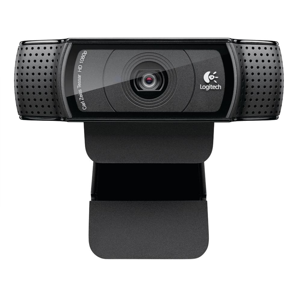 Logitech HD Pro WebCam C920 Refresh (960-001055) - Achat / Vente Caméra / Webcam sur Cybertek.fr - 0