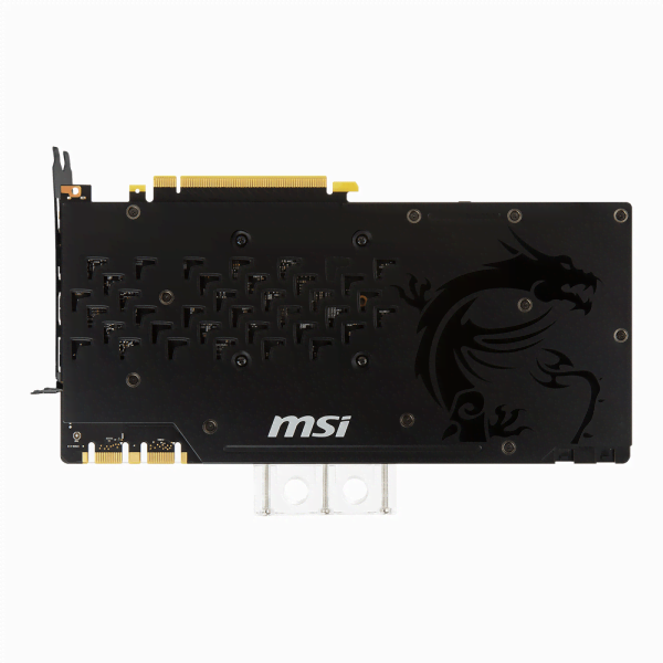 MSI GTX1080 SEA HAWK EK X (GTX1080 SEA HAWK EK X) - Achat / Vente Carte Graphique sur Cybertek.fr - 3
