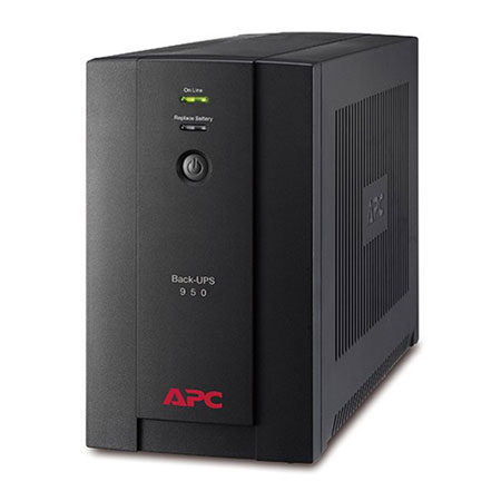 Back UPS 950VA Prises IEC - BX950UI - Onduleur APC - Cybertek.fr - 0