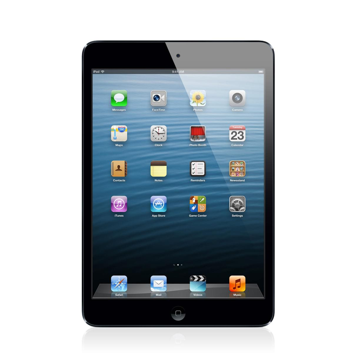 Apple iPad Mini 16Go WiFi + Cellular Noir (MD540NF/A) - Achat / Vente Tablette tactile sur Cybertek.fr - 0