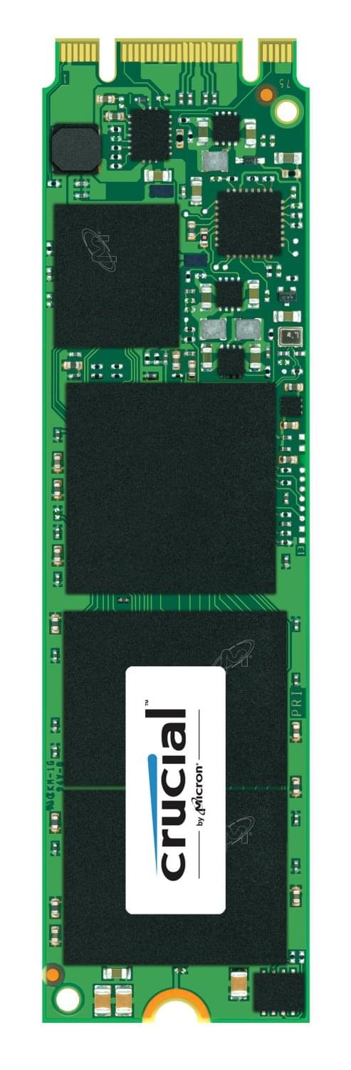 Crucial 512Go M550 M.2 CT512M550SSD4 480-525Go - Disque SSD - 0