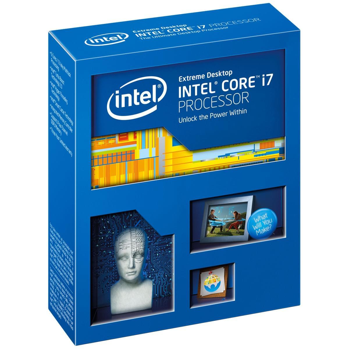 Intel Core i7-5820K - 3.3GHz - Processeur Intel - Cybertek.fr - 0