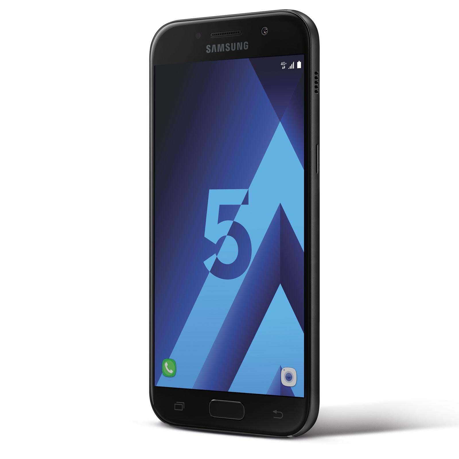 Samsung Galaxy A5 (2017) Noir - Téléphonie Samsung - Cybertek.fr - 2