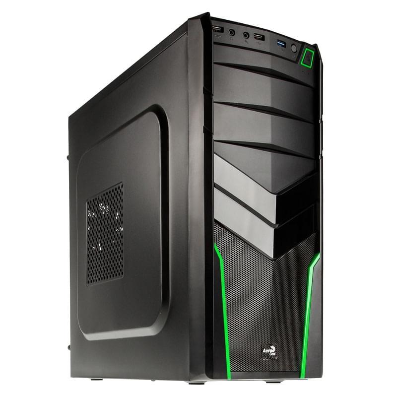 Aerocool V2X Green Edition (EN52667 / GESI-202) - Achat / Vente Boîtier PC sur Cybertek.fr - 0
