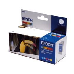 Cartouche couleur T00940110 5 couleurs pour imprimante Jet d'encre Epson - 0