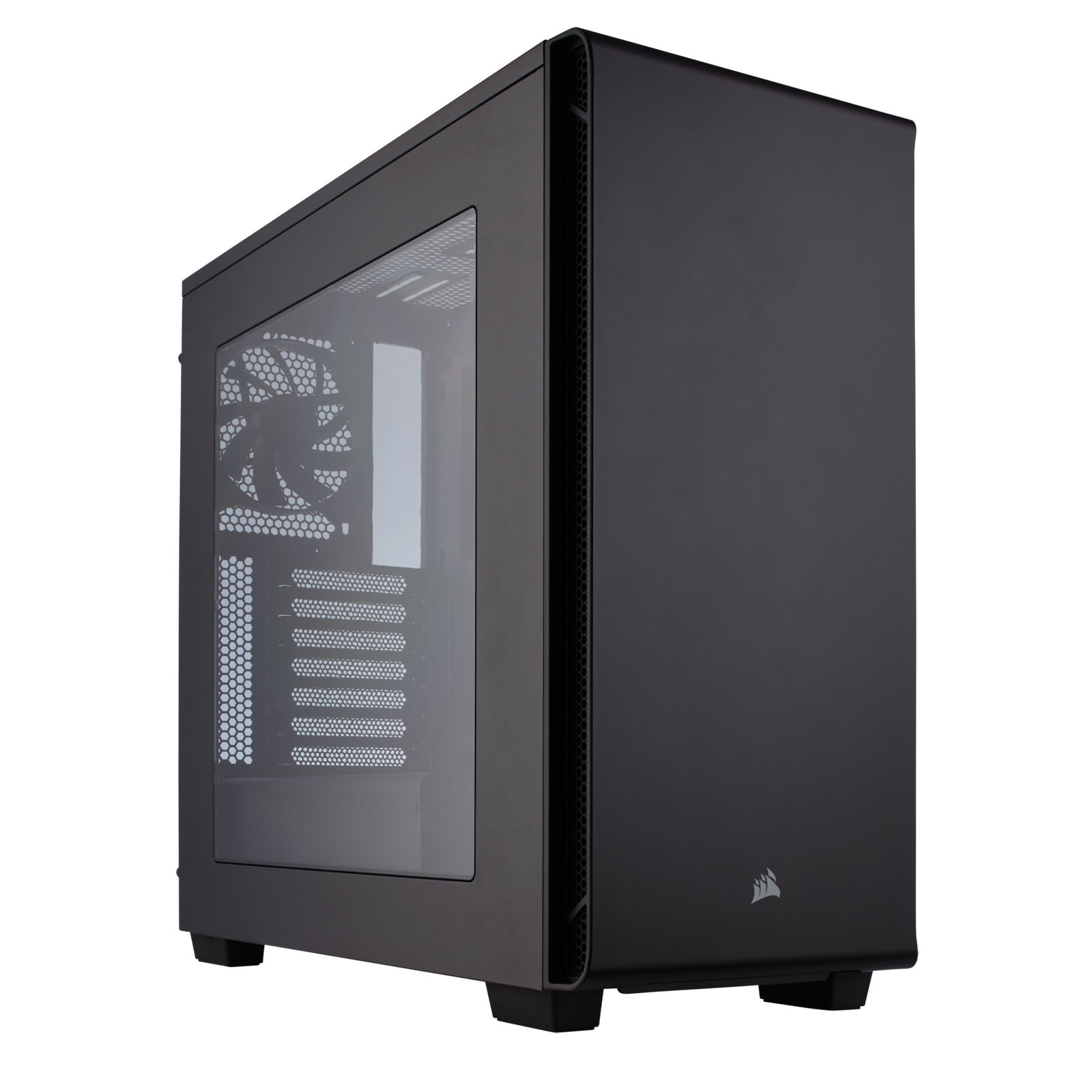 Corsair Carbide 270R Windowed CC-9011105-WW -MT/S.Alim/ATX Noir - Boîtier PC - 0