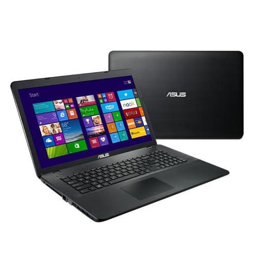 Asus X751LN-TY039H (X751LN-TY039H) - Achat / Vente PC Portable sur Cybertek.fr - 0