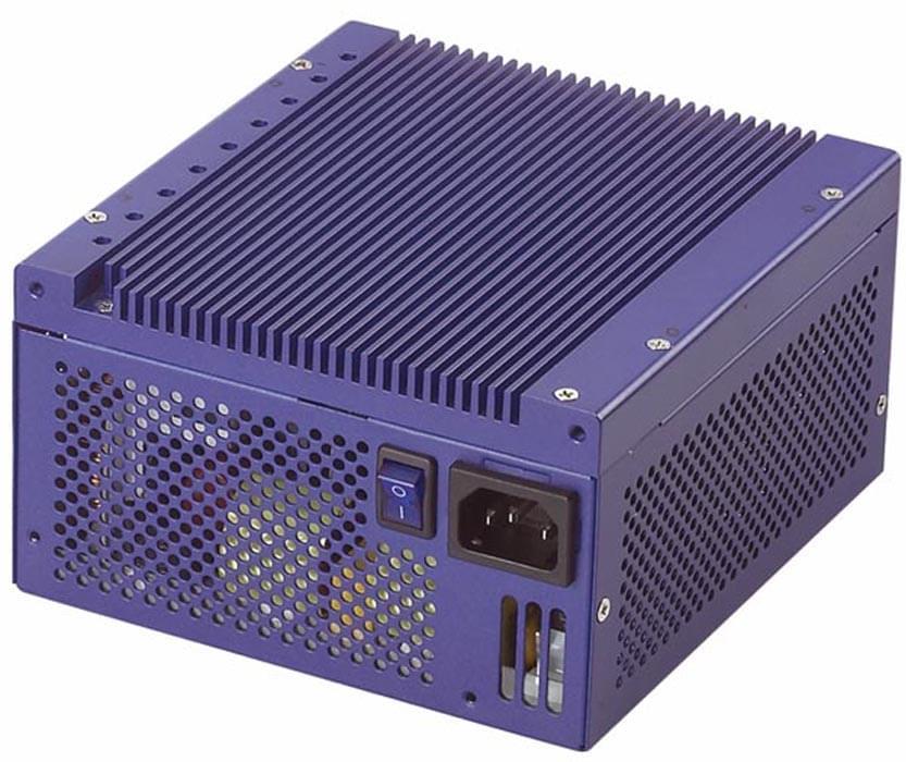 Alimentation PC Fortron (FSP) ATX 400 Watts ZEN 0db (sans ventilateur) - 0