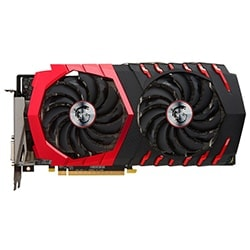 MSI Carte Graphique RX 470 GAMING X 4G - RX470/4Go/DVI/HDMI/DP Cybertek