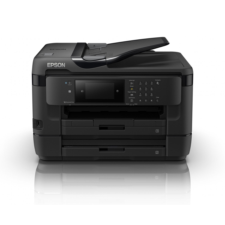 Imprimante multifonction Epson WorkForce WF-7720DTWF - A3 - 4