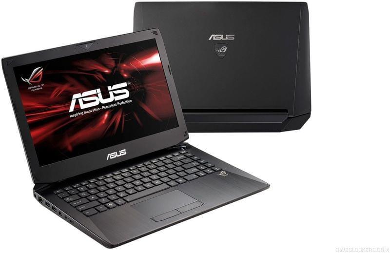 Asus G750JX-T4041H (G750JX-T4041H) - Achat / Vente PC Portable sur Cybertek.fr - 0