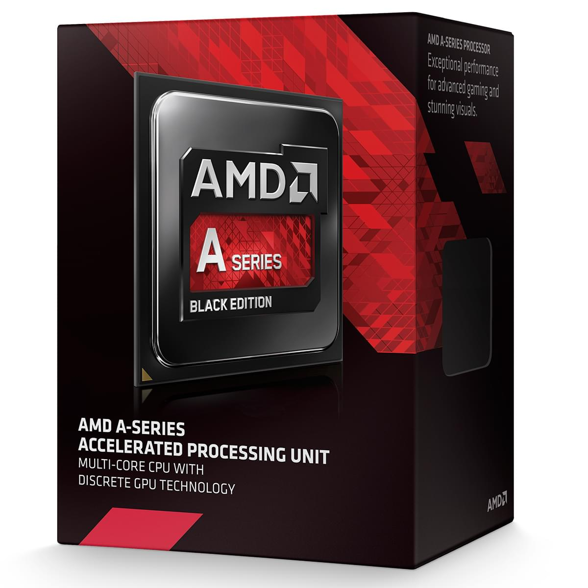Processeur AMD A10-7850K - 3.7GHz - Gamer -  - 0