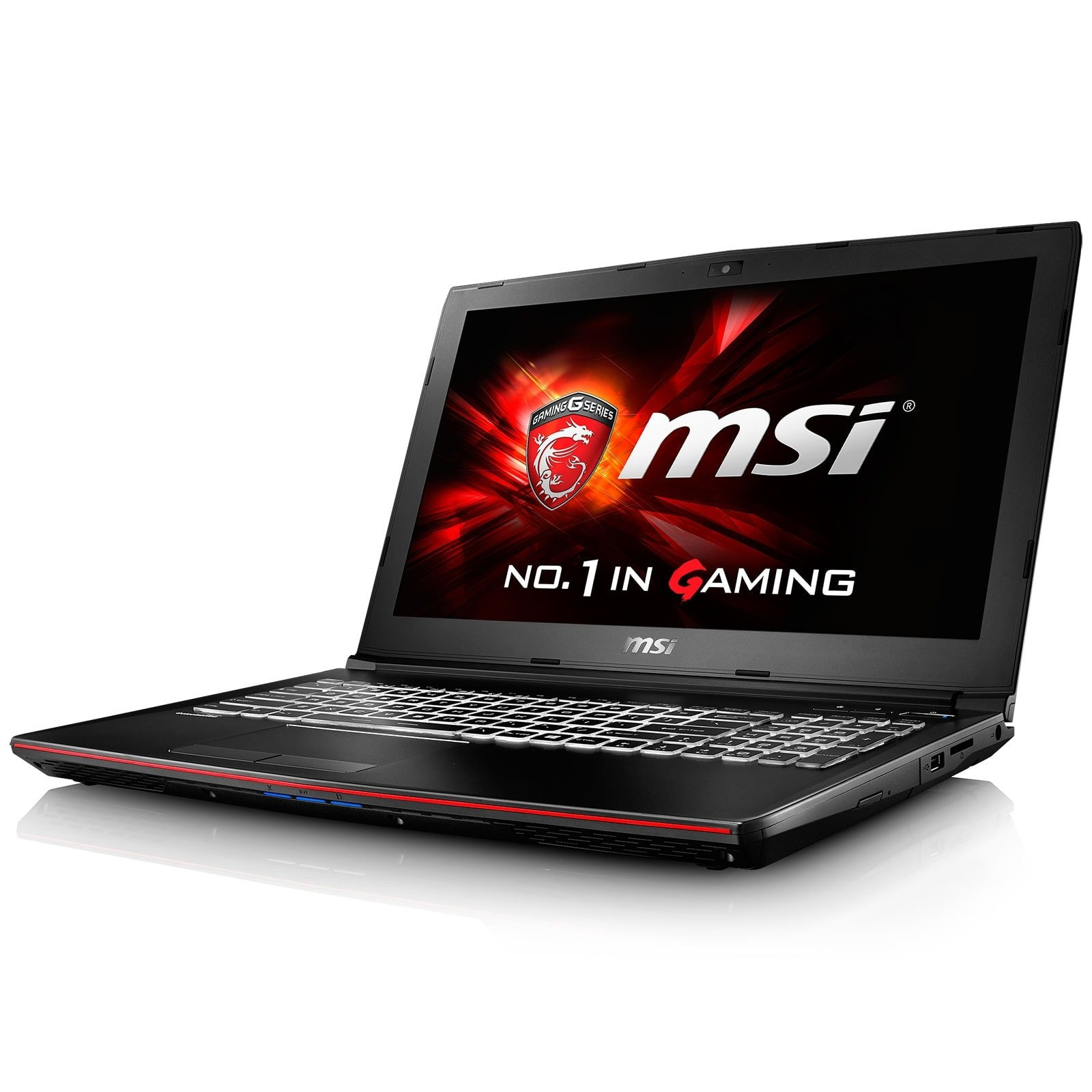 MSI GP62 6QF-609FR - PC portable MSI - Cybertek.fr - 1