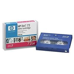 HP Consommable Stockage DAT 72  36/72Go bleu - C8010A Cybertek