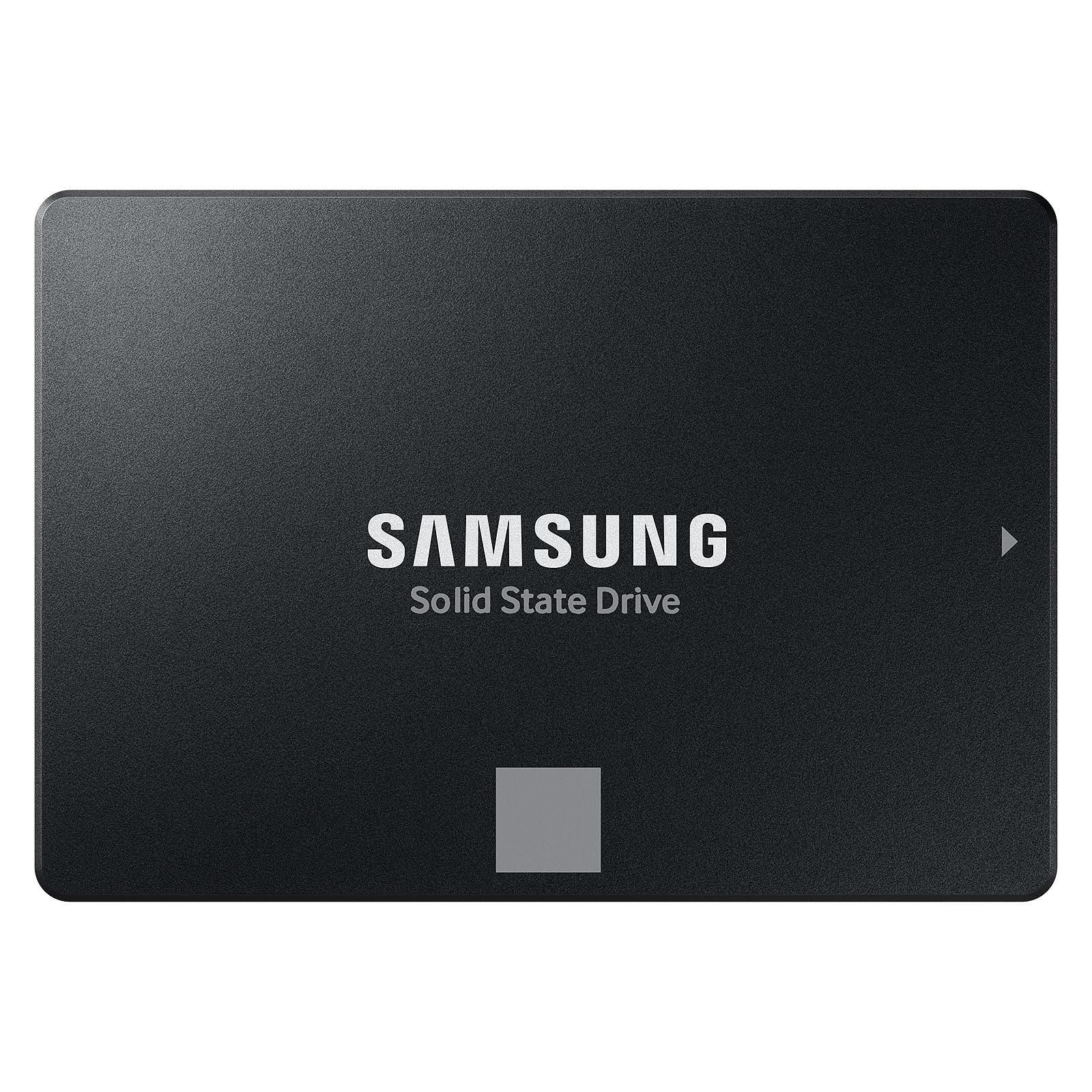 Samsung 870 EVO 2To SATA III - Disque SSD Samsung - Cybertek.fr - 1