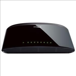 Switch D-Link DES-1008D/FR 8 (ports) 10/100 - 0