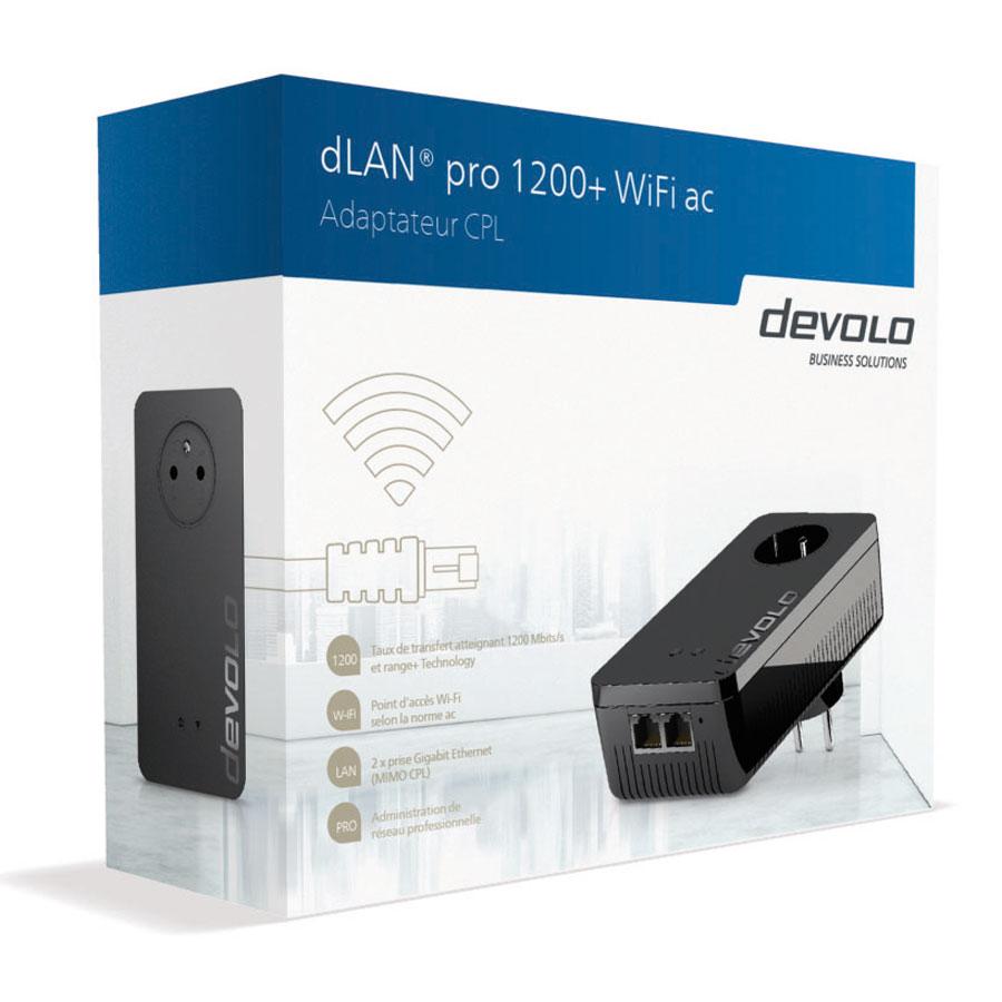 Devolo dLAN pro 1200+ (9547) - Achat / Vente Adaptateur CPL sur Cybertek.fr - 4
