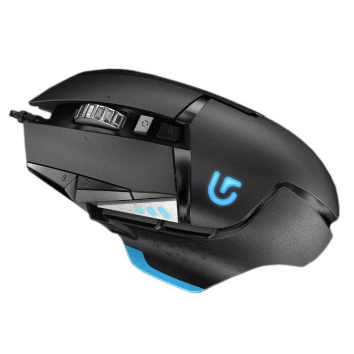 Logitech G G502 Proteus Core - Souris PC Logitech G - Cybertek.fr - 0