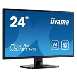 Iiyama Ecran PC X2481HS-B1 - 24