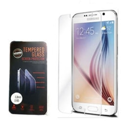 Film de Protection Protection en verre trempé pour Galaxy S6 - Accessoire téléphonie No Name - 0