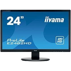 Iiyama Ecran PC E2482HD-B1 - 24