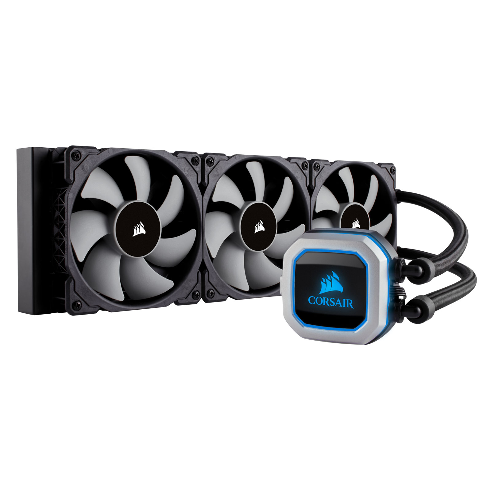 Corsair H150i PRO - 360mm (3x120) - Watercooling Corsair - 0