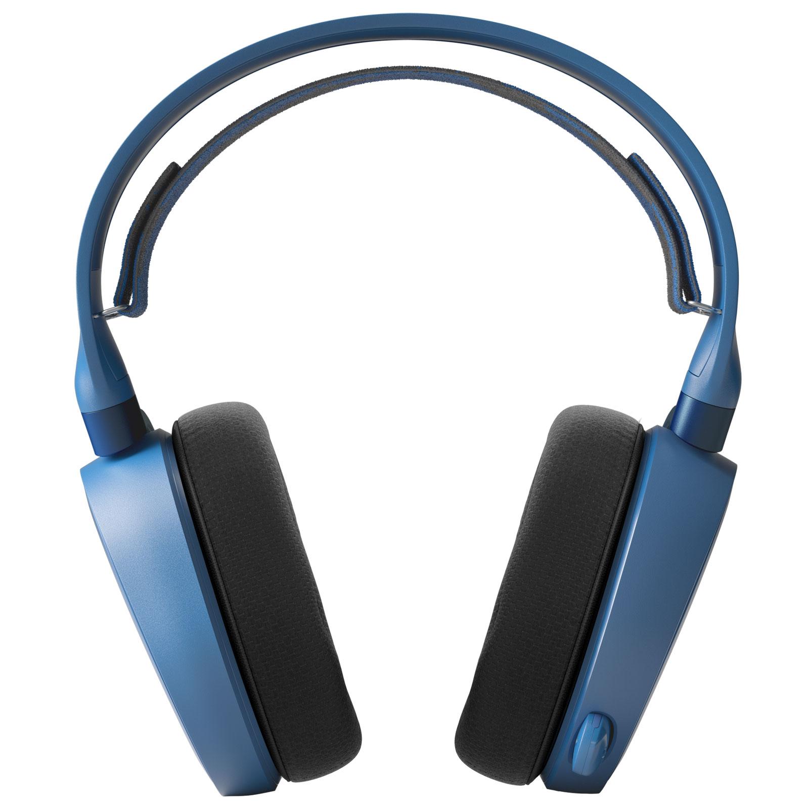 Steelseries Arctis 3 Bleu Stereo Bleu - Micro-casque - Cybertek.fr - 3