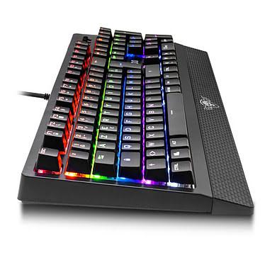 Spirit Of Gamer XPERT-K500 RGB Mécanique - Clavier PC - 2