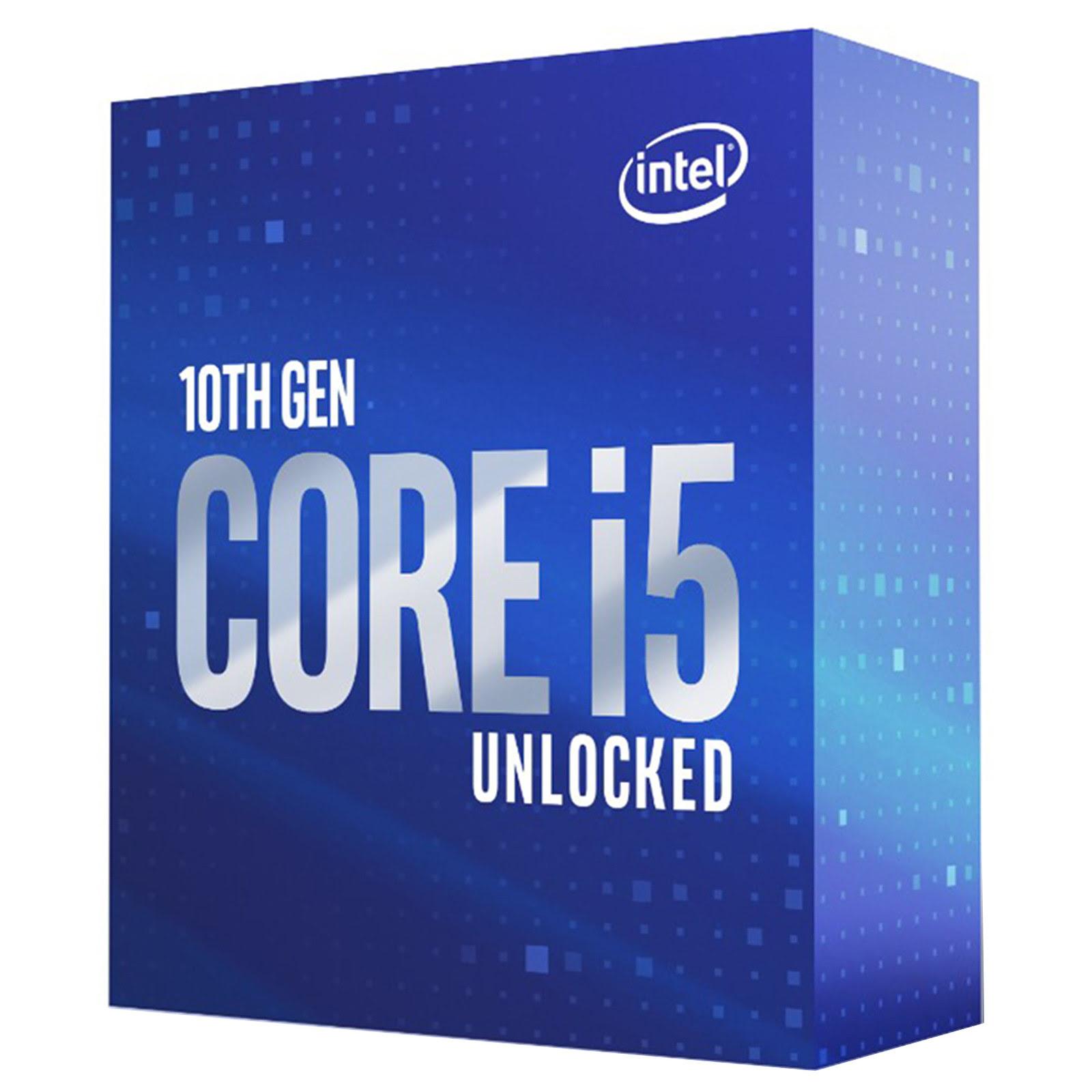 Intel Core i5-10600K - 4.1GHz - Processeur Intel - Cybertek.fr - 1