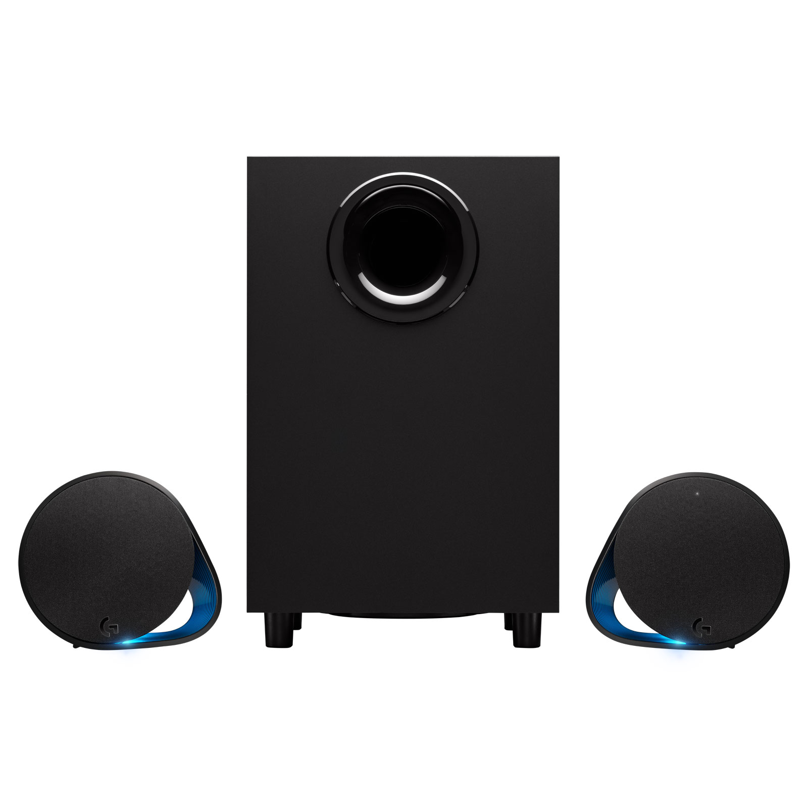 Logitech 2HP+Caisson  G560 LightSync Gaming Speakers - Enceinte PC Logitech - 4