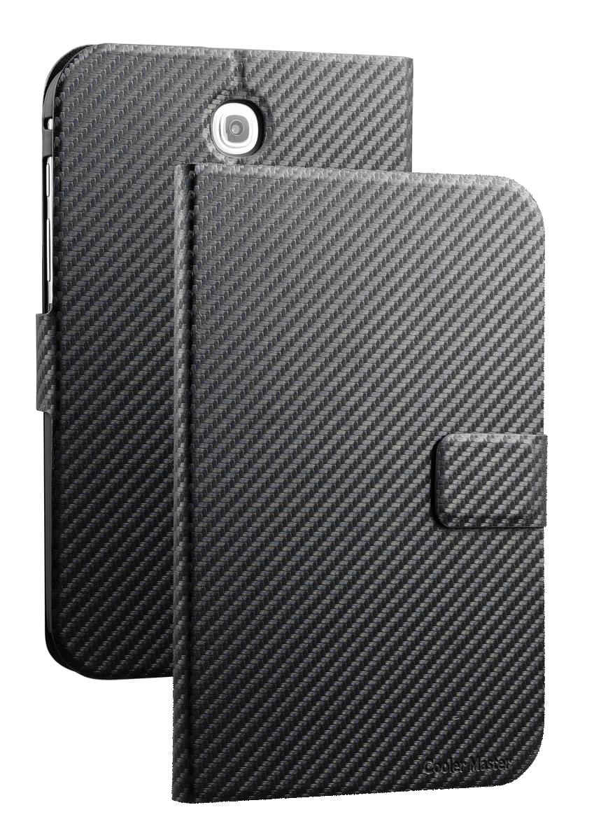 Cooler Master CarbonTextureFolioGalaxyNote8-C-STBF-CTN8-KK (C-STBF-CTN8-KK) - Achat / Vente Accessoire tablette sur Cybertek.fr - 0