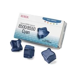 Xerox Encre solide Cyan (phaser 8500/8550) 108R00669 (108R00669) - Achat / Vente Consommable Imprimante sur Cybertek.fr - 0