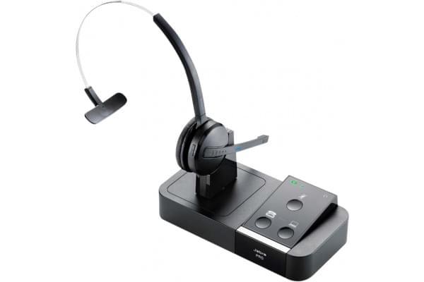 Jabra PRO 9450 FLEX (279450 soldé) - Achat / Vente Micro-casque sur Cybertek.fr - 0