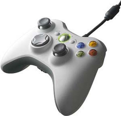 Microsoft XBox 360 Controller PC (52A-00005) - Achat / Vente Périphérique de Jeu sur Cybertek.fr - 0