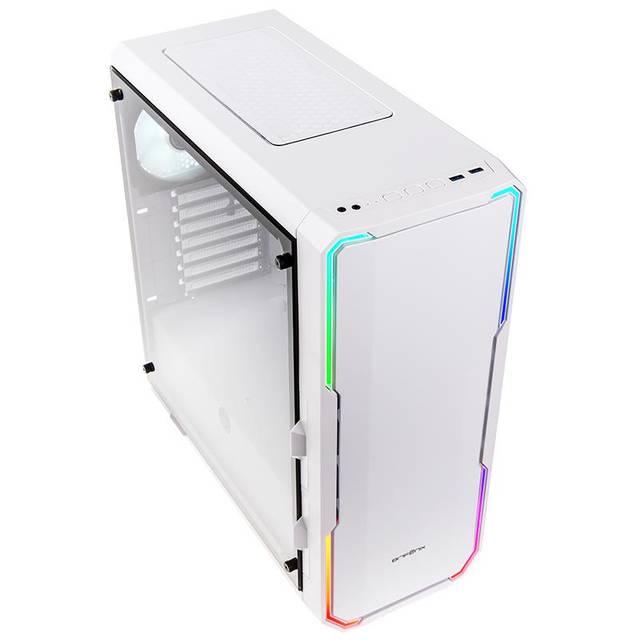 BitFenix GT/sans alim./E-ATX/RGB Blanc - Boîtier PC BitFenix - 2