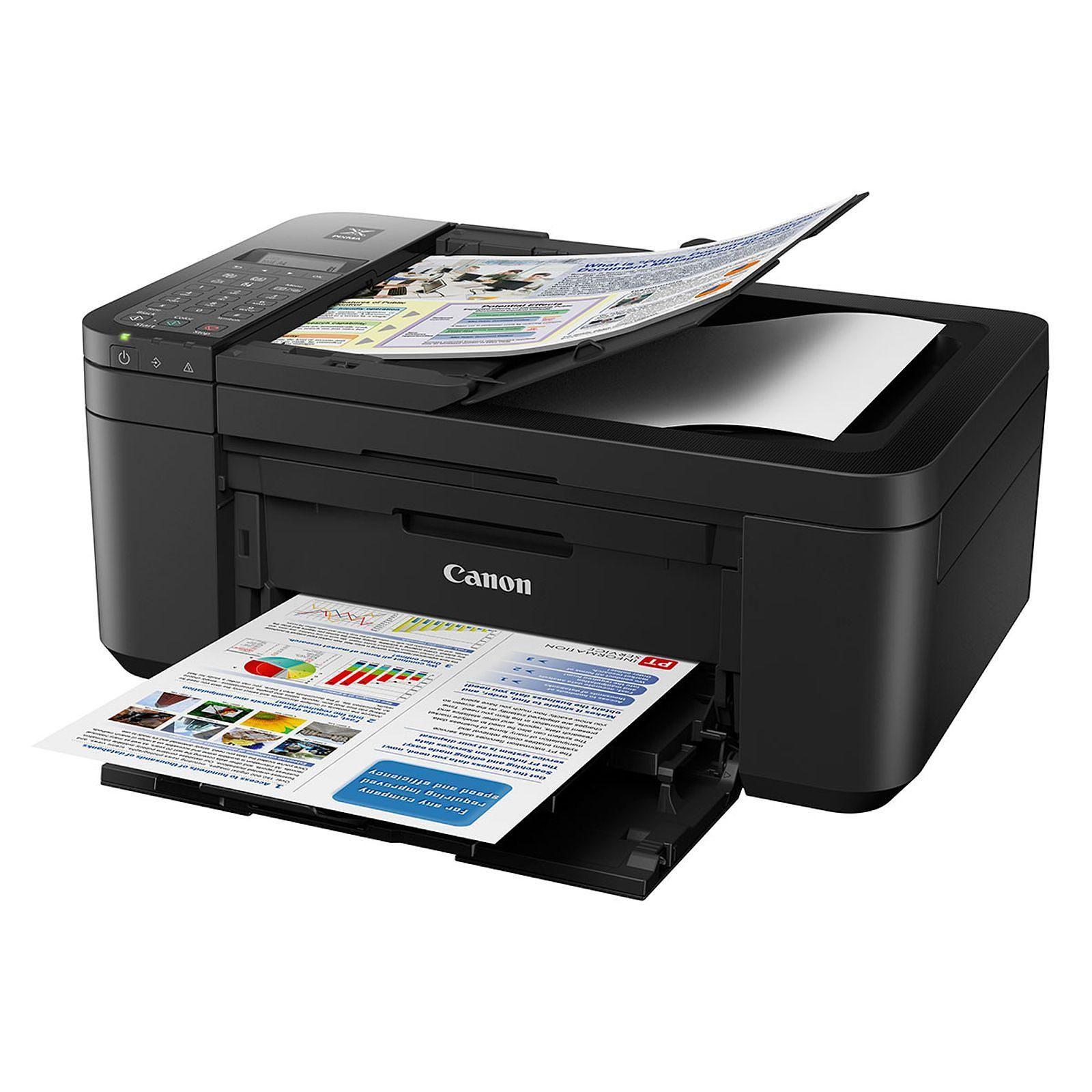 Imprimante multifonction Canon PIXMA TR4550 - Cybertek.fr - 2