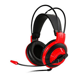 image produit MSI DS501 GAMING HEADSET Cybertek