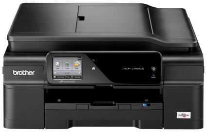 Brother DCP-J752DW (DCP-J752DW) - Achat / Vente Imprimante multifonction sur Cybertek.fr - 0