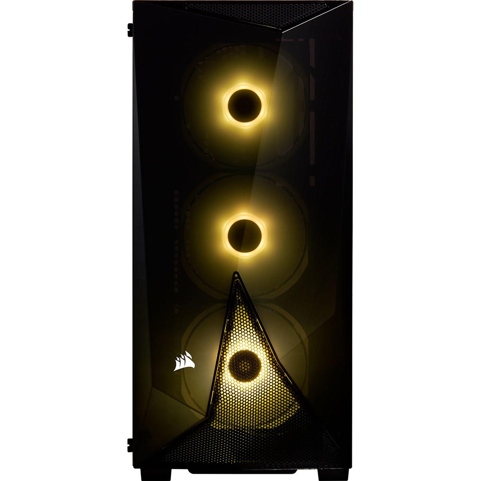 Corsair Carbide SPEC-DELTA RGB TG Noir - Boîtier PC Corsair - 3