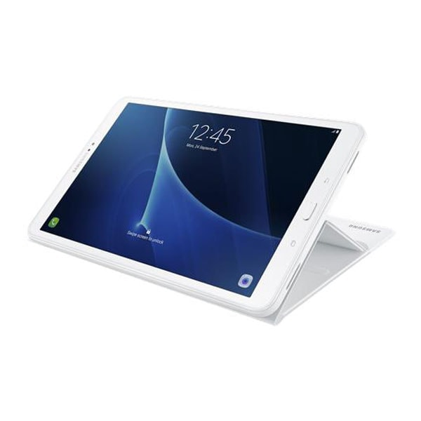 "Book Cover Galaxy Tab A 2016 10.1"" Blanc EF-BT580 - 2"