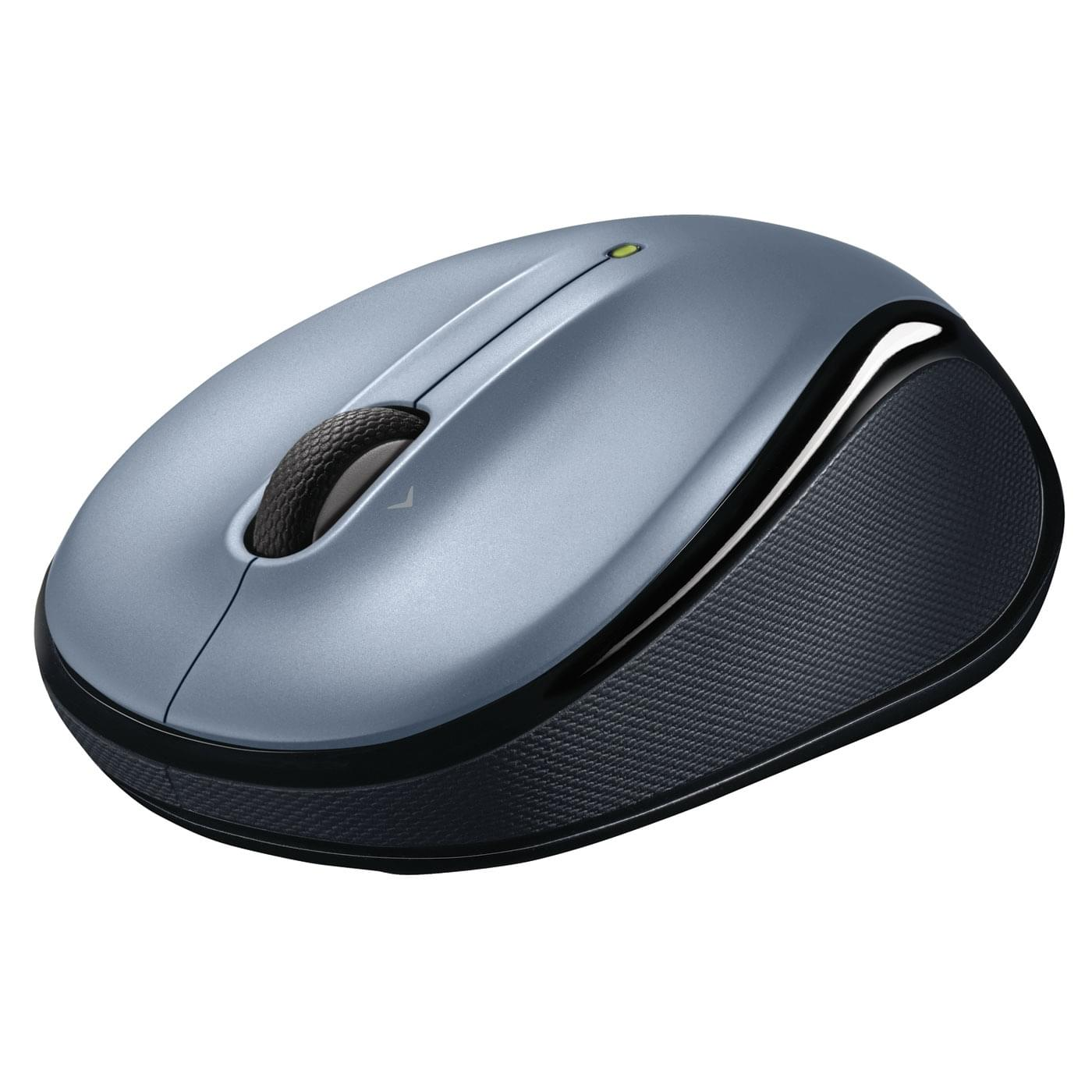 Logitech Wireless Mouse M325 Light Silver (910-002334) - Achat / Vente Souris PC sur Cybertek.fr - 0